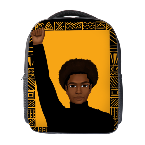 Unapologetically Black - Male Backpack