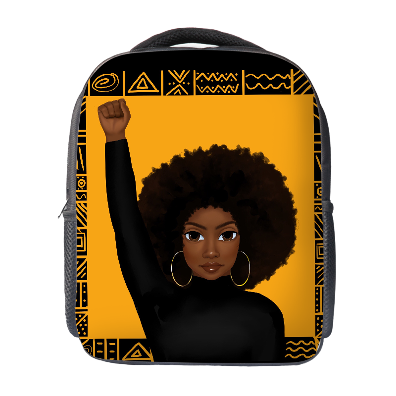 Unapologetically Black - Female Backpack
