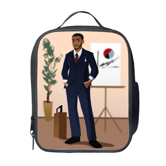 Businessman Lunch Bag