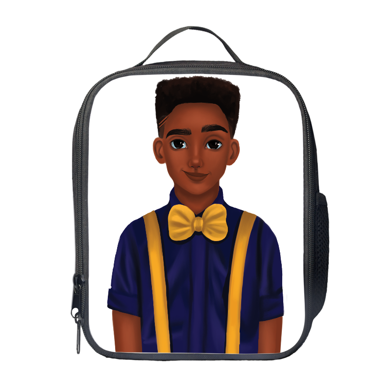 Bow-Tie Brandon Lunch Bag