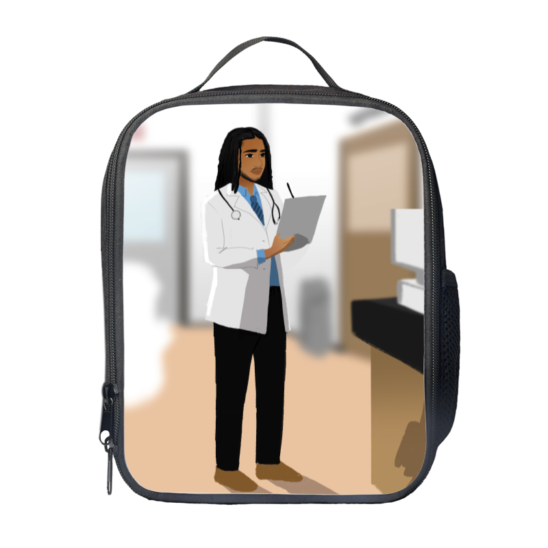 Doctor (Male) Lunch Bag