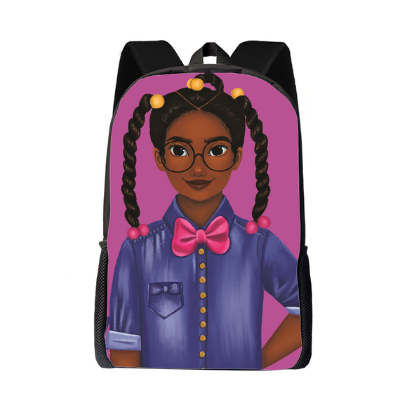 Bow Tie -  Breanna Backpack