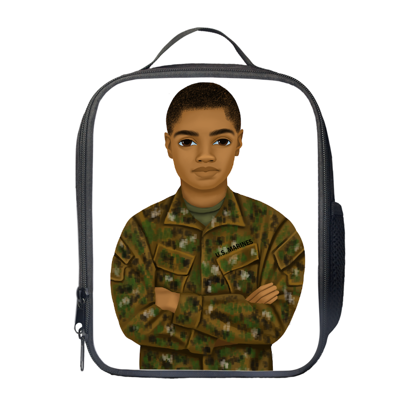 Marine (Male) Lunch Bag