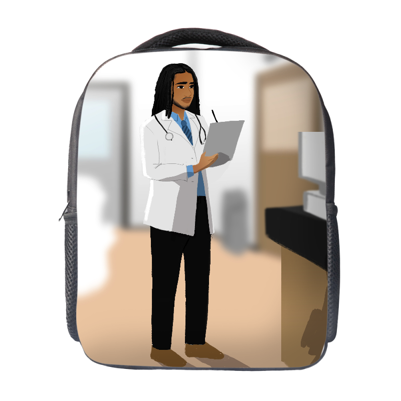 Doctor Male Backpack