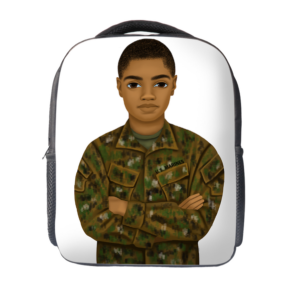 Marine Male Backpack