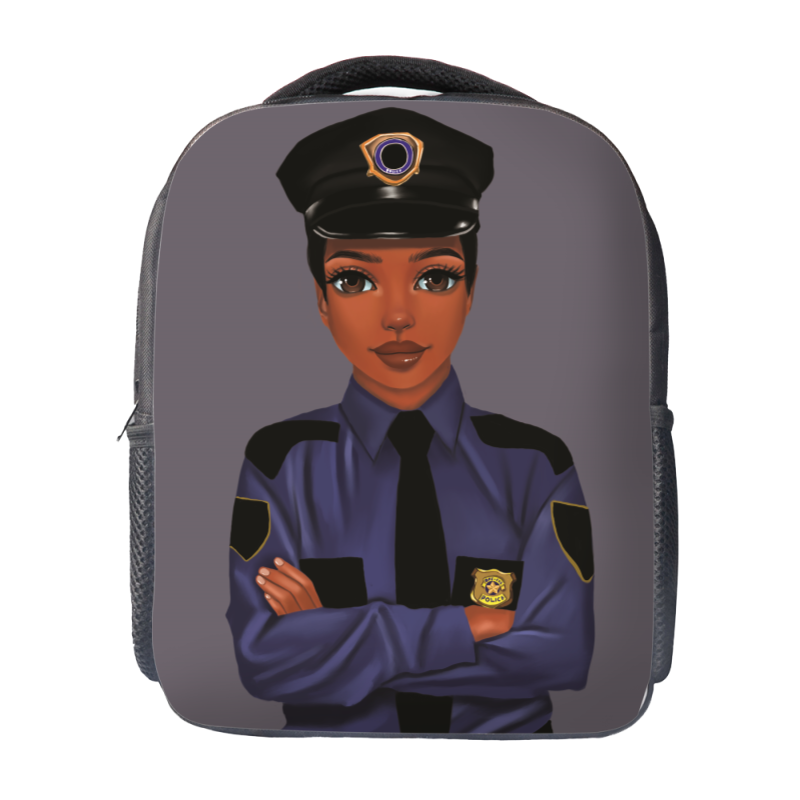Policewoman Backpack