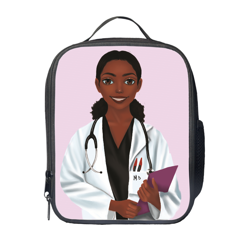 Doctor (Female) Lunch Bag