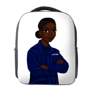 Coast Guard Female Backpack