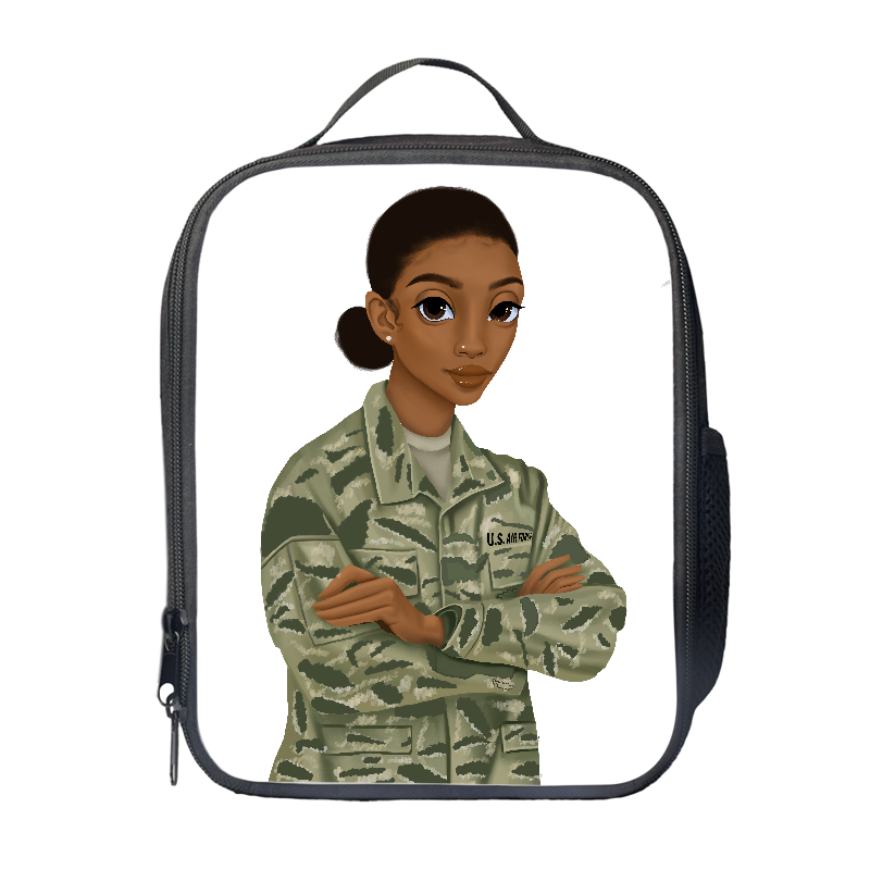Air Force (Female) Lunch Bag