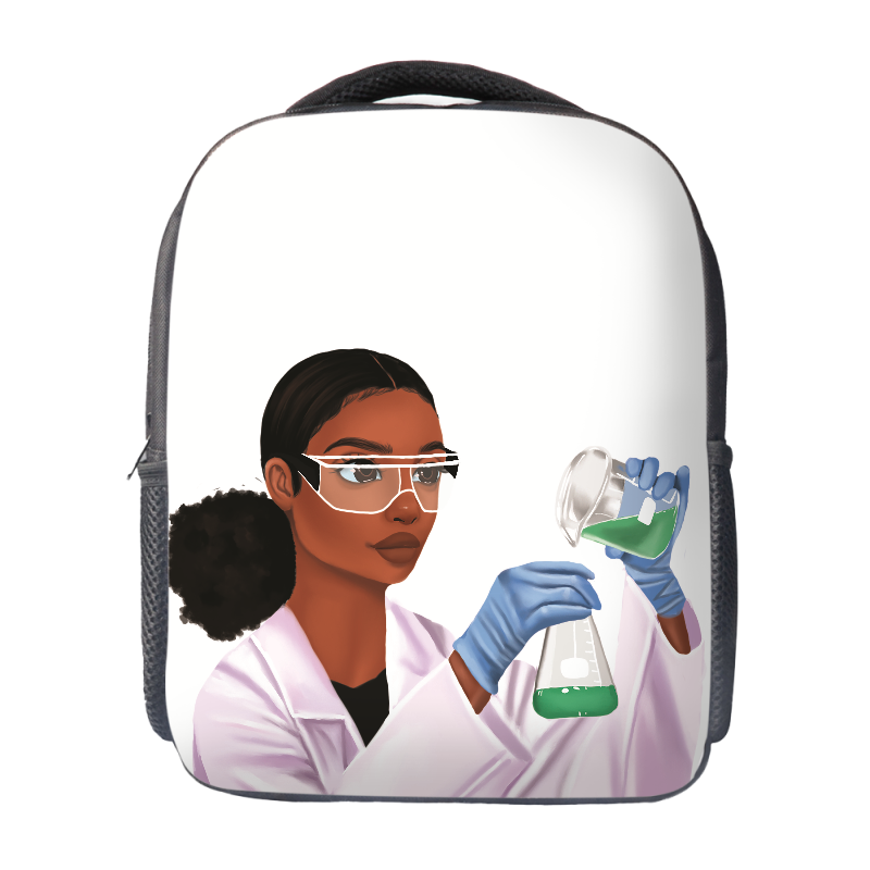 Scientist Female Backpack