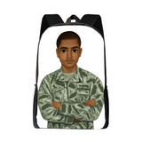 Air Force Male Backpack