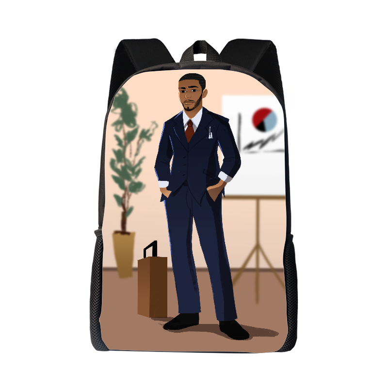 Businessman Backpack