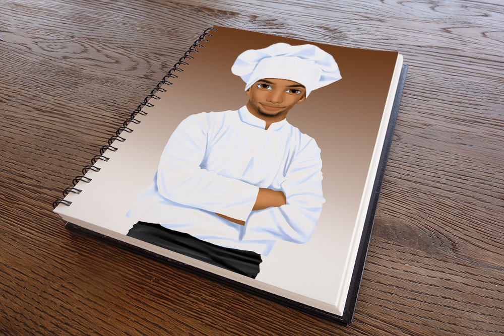 Chef Sketchbook