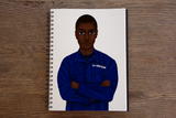 Coast Guard (Male) Notebook