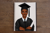 Graduation (Male) Notebook