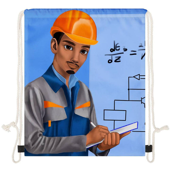 Engineer Drawstring Bag