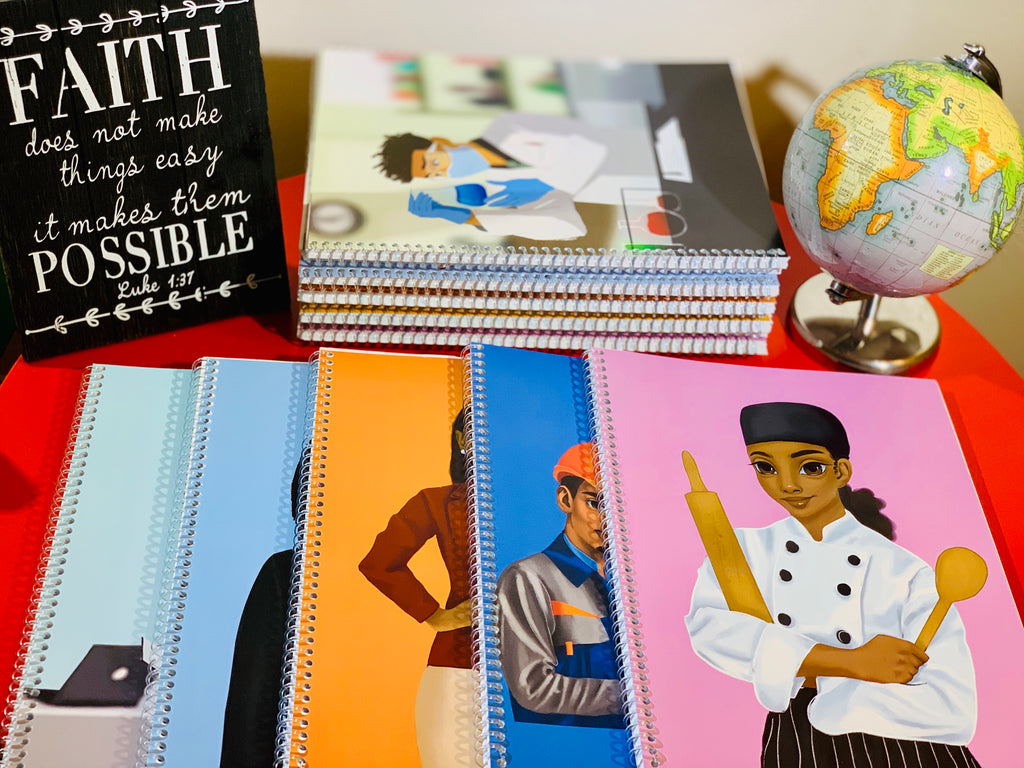 5 NOTEBOOK  BUNDLE