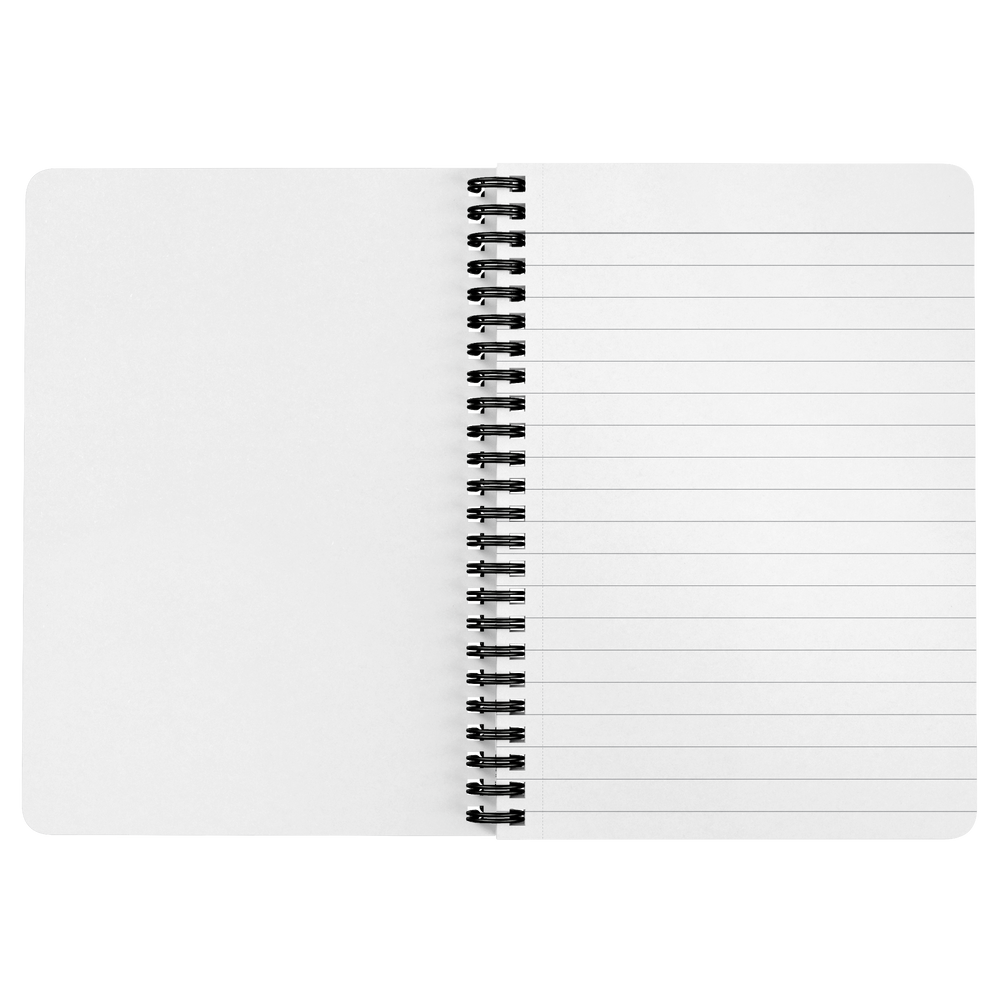 Policewoman Mini Notebook