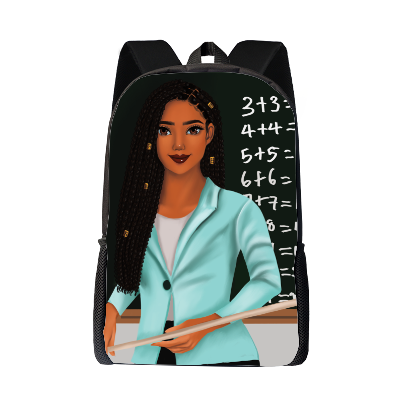 Teacher Female Backpack
