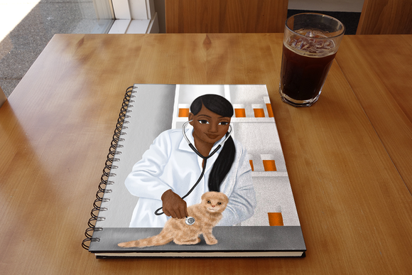 Veterinarian Notebook