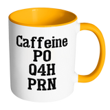 Caffeine Prescription Mug