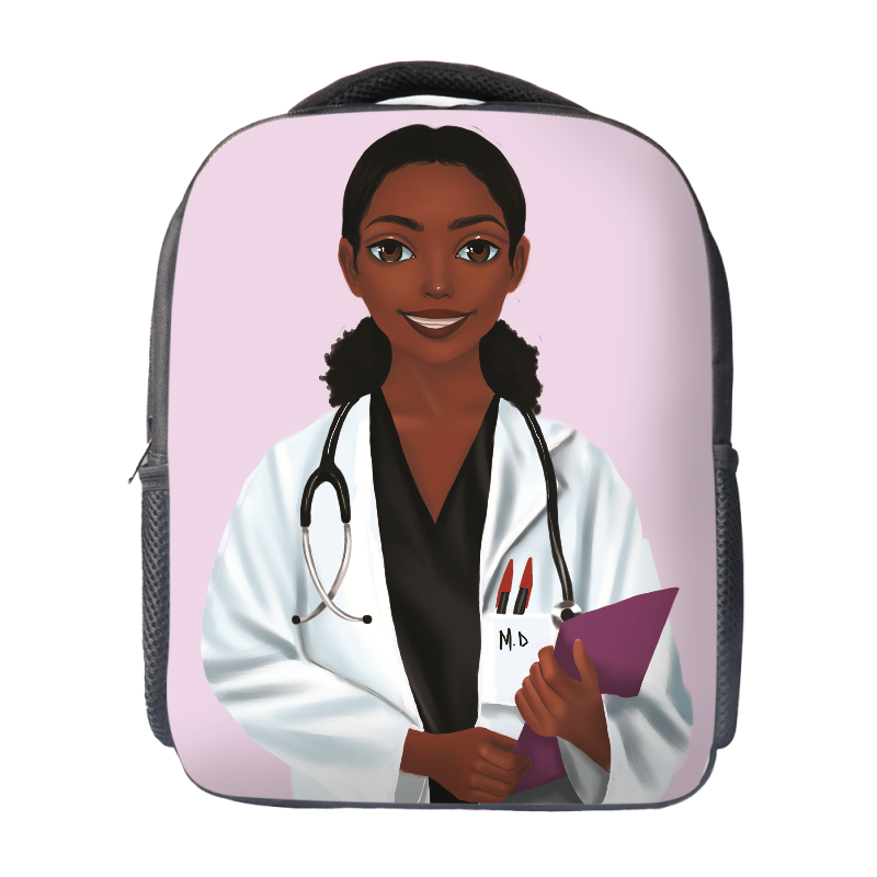 Doctor Female Backpack