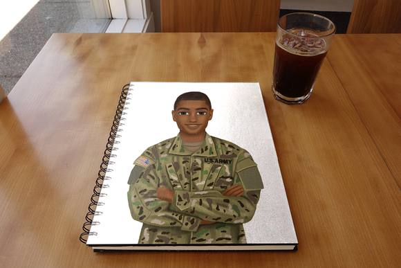Army (Male) Notebook