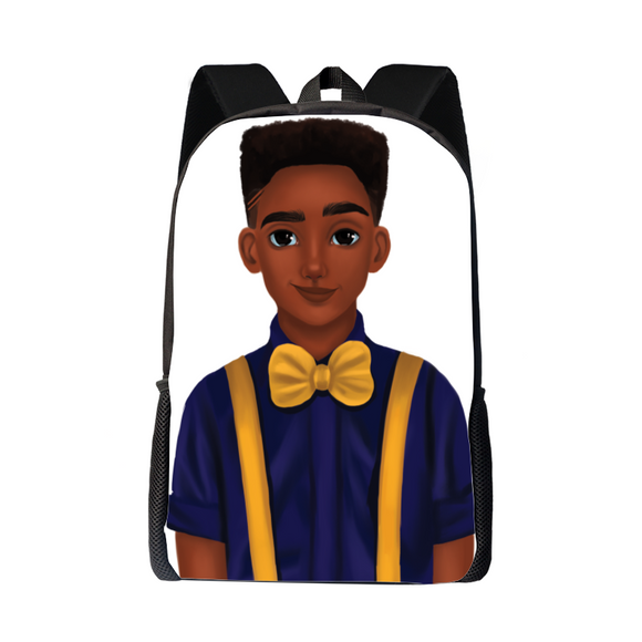 Bow Tie - Brandon Backpack