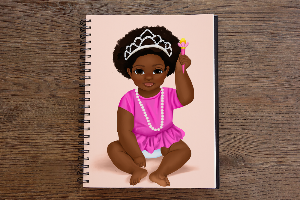 Princess Parker Notebook