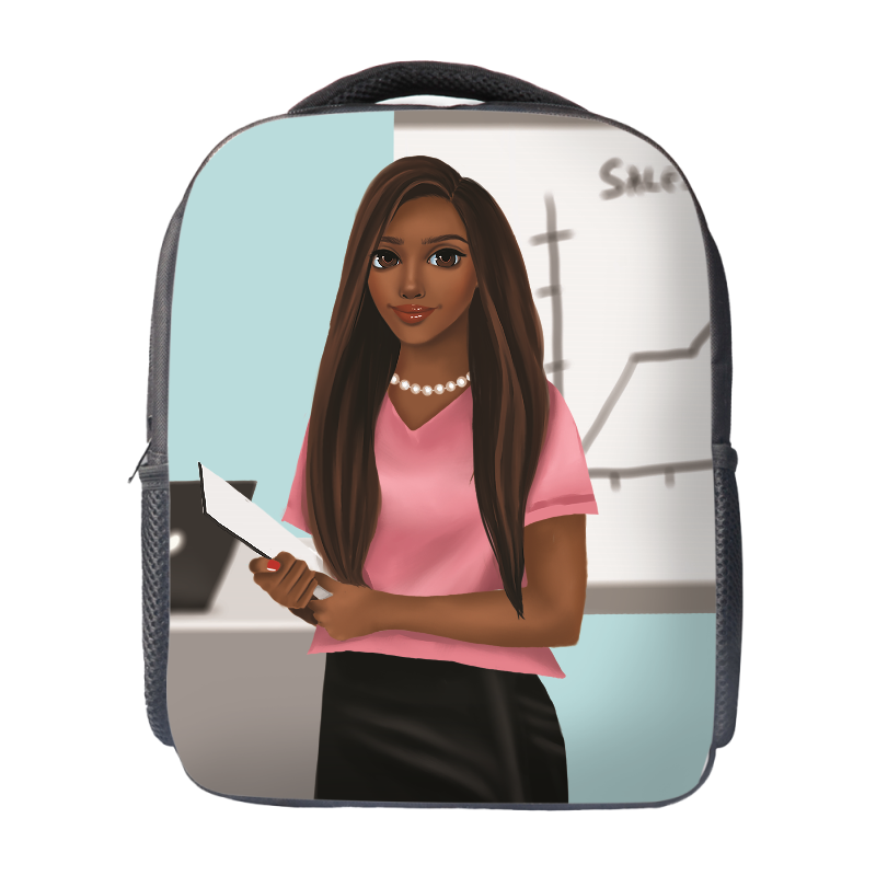 Businesswoman Backpack