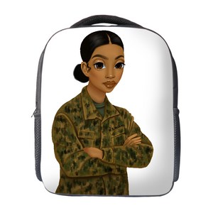 Marine Female Backpack