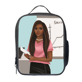 Businesswoman Lunch Bag