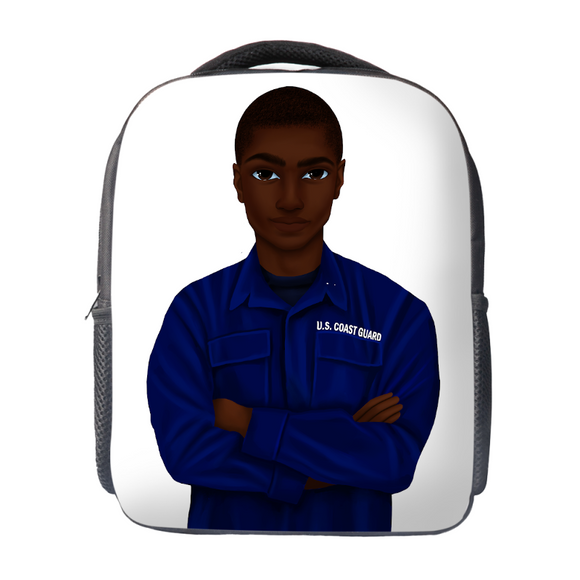 Coast Guard Male Backpack