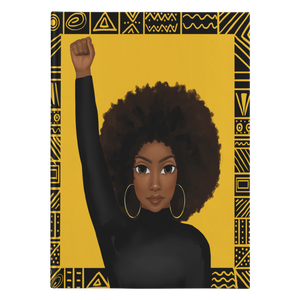 Unapologetically Black Female Journal
