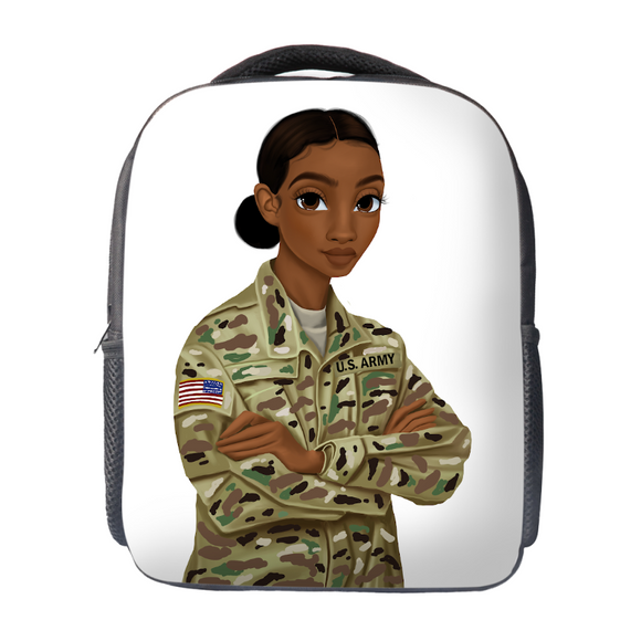 Army Female Backpack