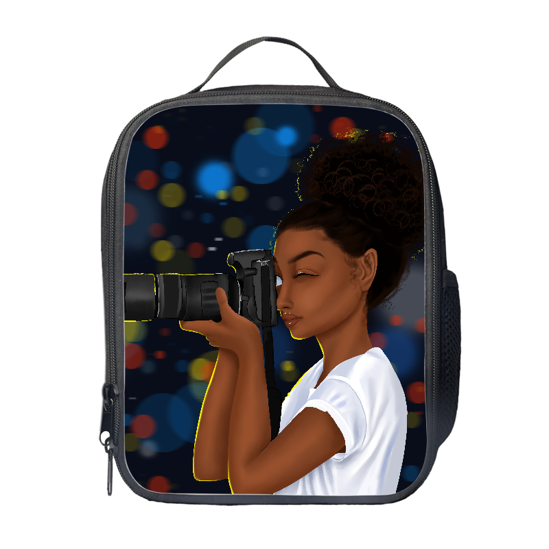 Photographer (Female) Lunch Bag