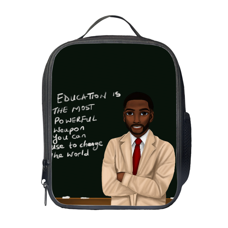Teacher (Male) Lunch Bag