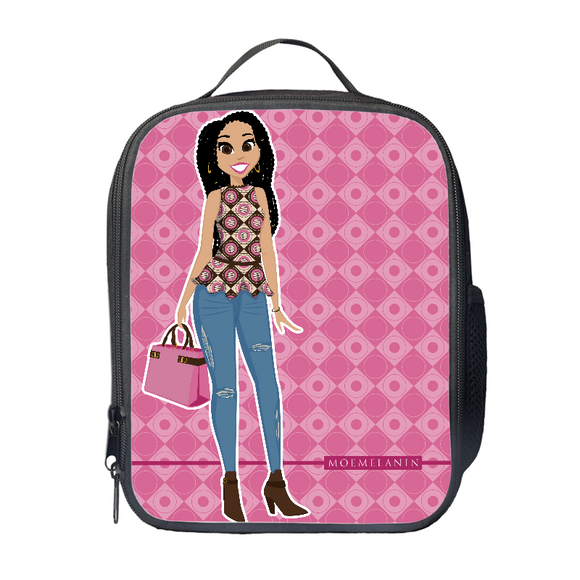 Phenomenal In Pink Lunch Bag