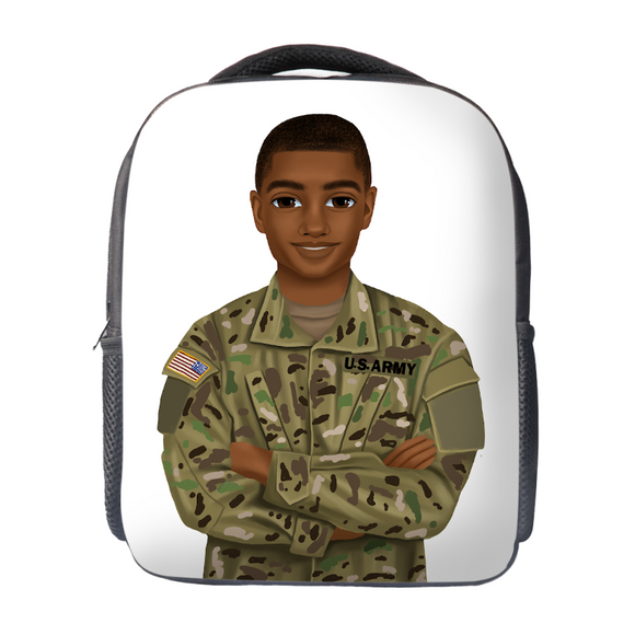 Army Male Backpack