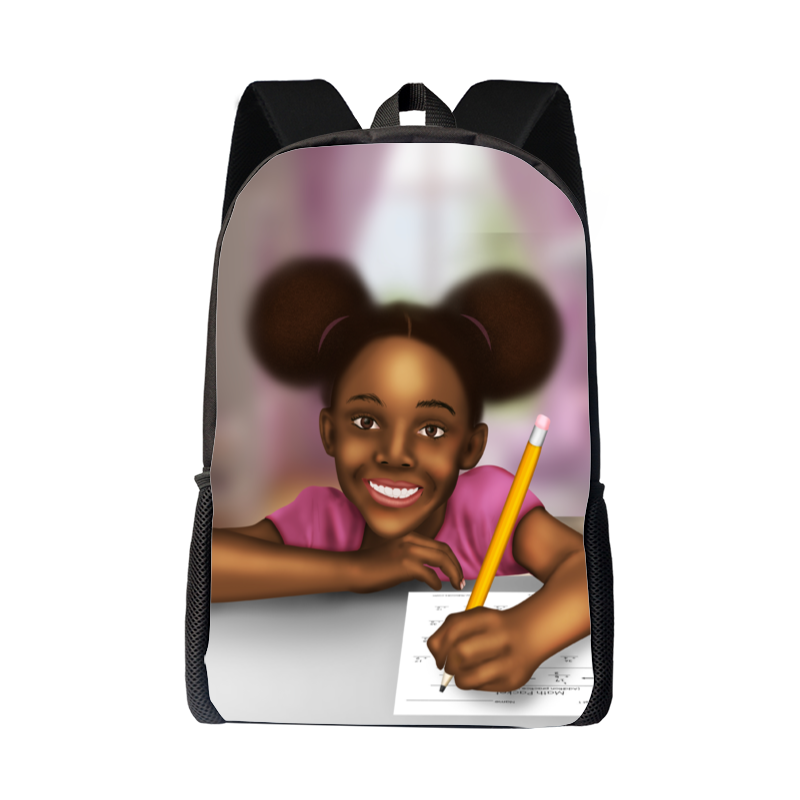 Homework Time Backpack