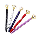 DIAMOND POLKA DOT PEN SET