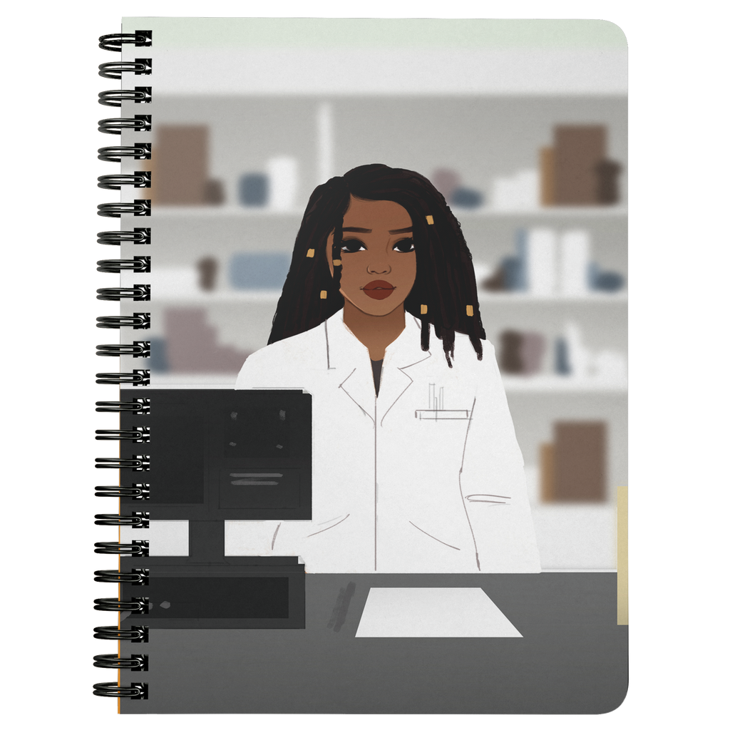Pharmacist Mini Notebook