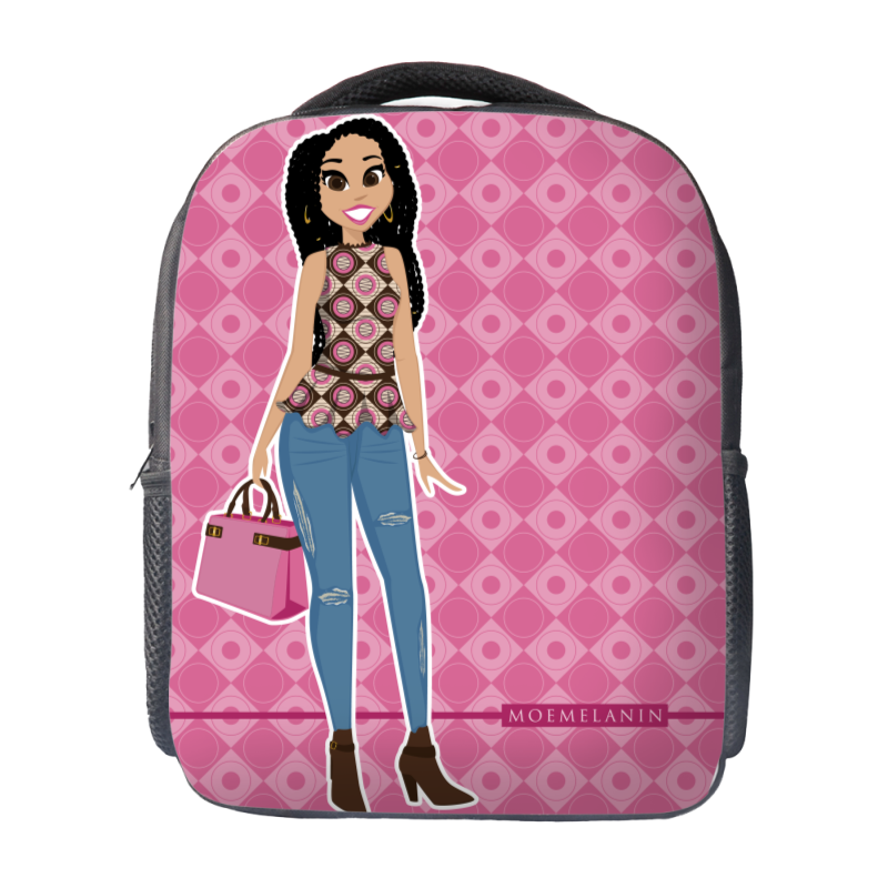 Phenomenal In Pink Backpack