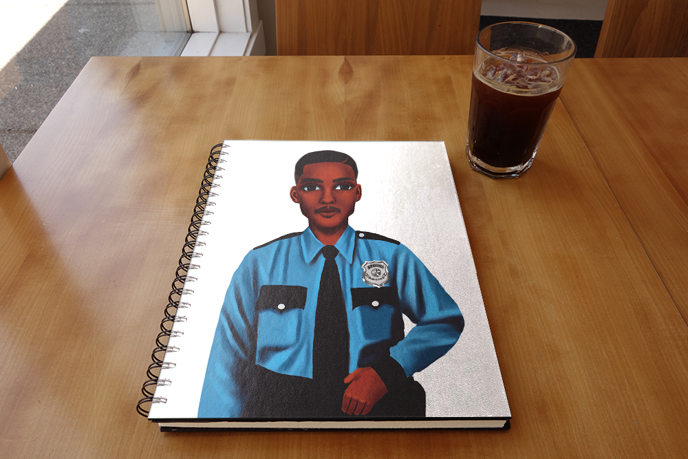 Policeman Notebook