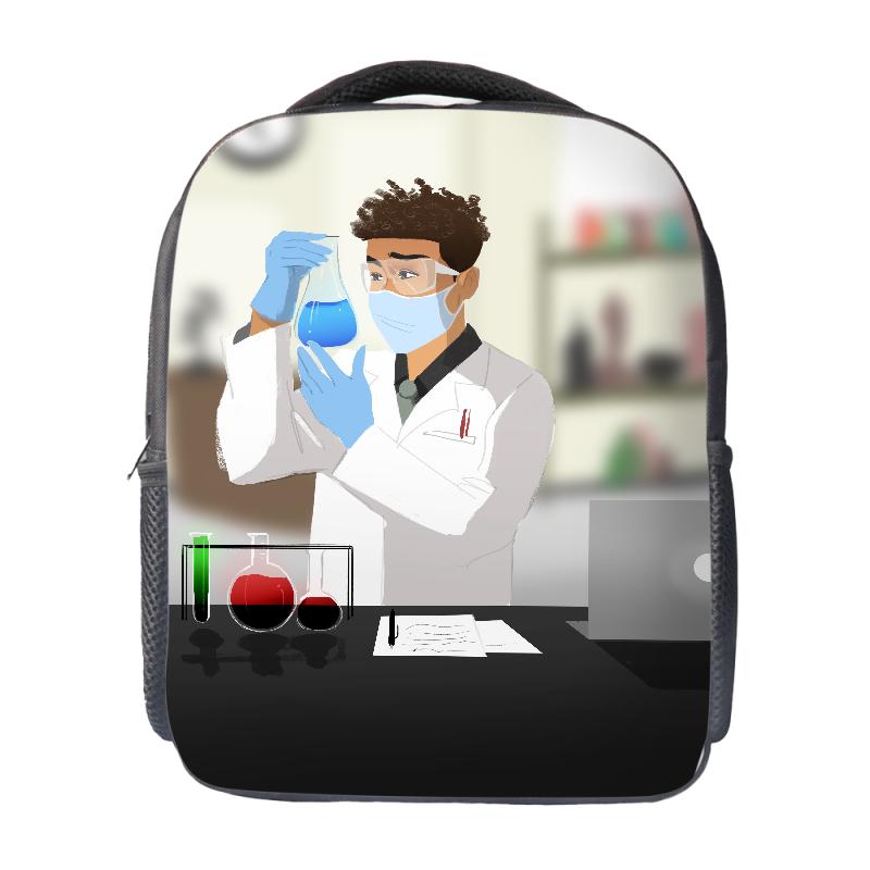 Scientist Backpack