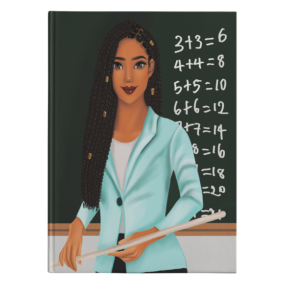 Teacher Female Journal