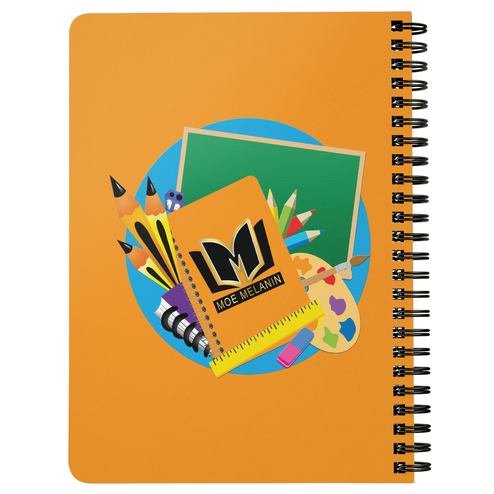 Melanated Excellence Male Mini Notebook