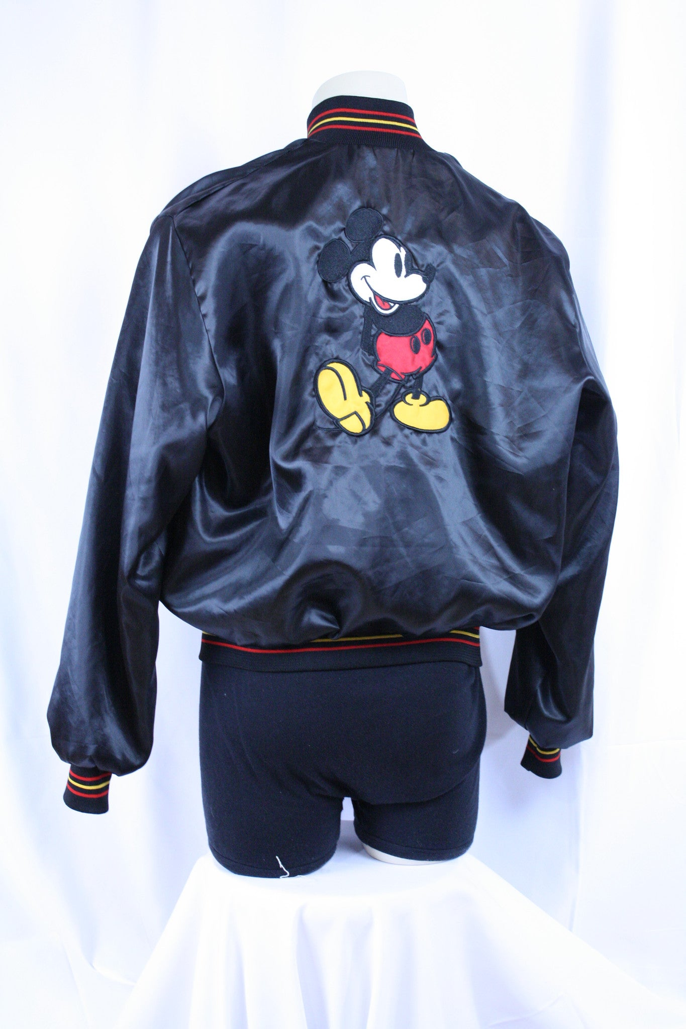 Vintage Mickey Mouse Coach's Jacket (L)