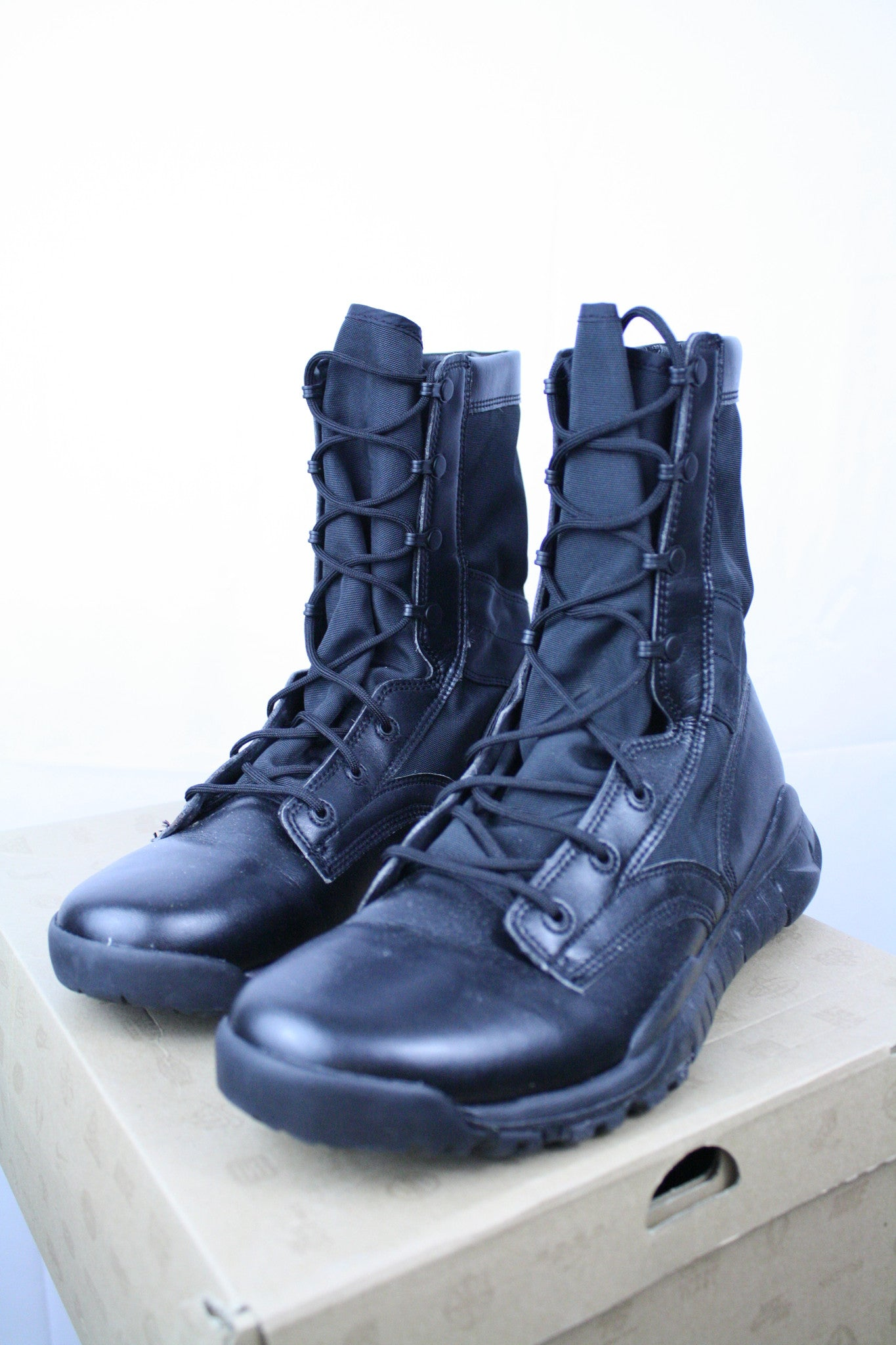 Nike Special Field Boot (Black Leather) - 11