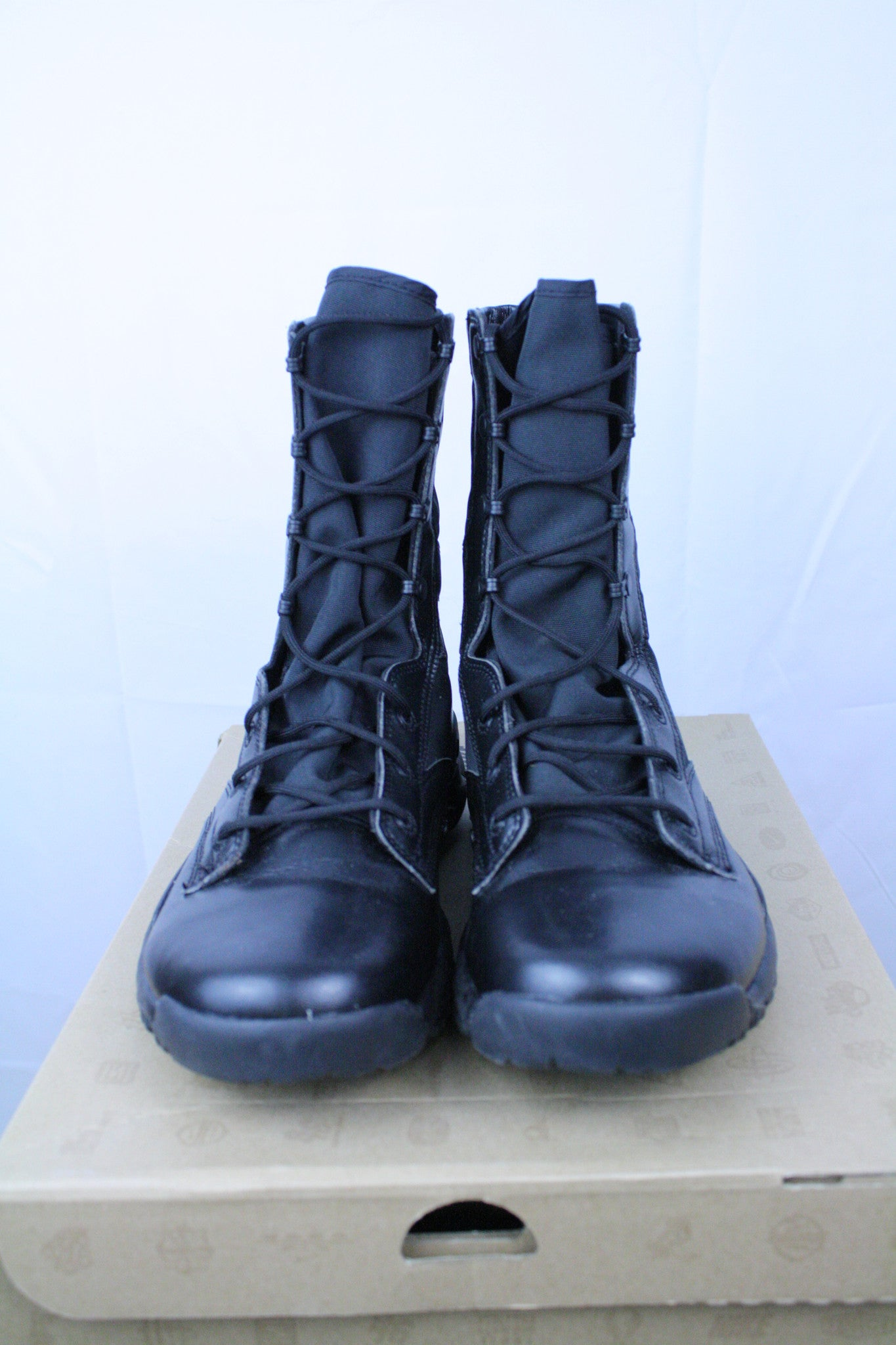 269f96f2a15a33 Nike Special Field Boot (Black Leather) - 11 – Rhetorik s Closet